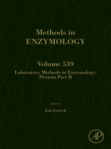Ebook in inglese Laboratory Methods in Enzymology - Protein, Part B -, -