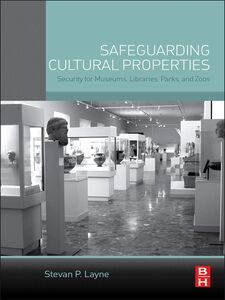 Foto Cover di Safeguarding Cultural Properties, Ebook inglese di Stevan P. Layne, edito da Elsevier Science