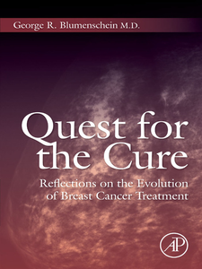 Ebook in inglese Quest for the Cure Blumenschein, George R.