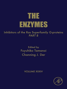 Ebook in inglese Inhibitors of the Ras Superfamily G-proteins, Part B -, -