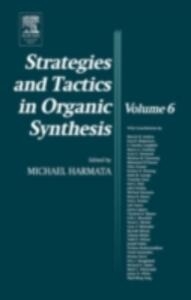 Strategies and Tactics in Organic Synthesis - cover