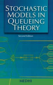 Stochastic Models in Queueing Theory - Jyotiprasad Medhi - cover