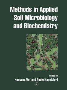 Methods in Applied Soil Microbiology and Biochemistry - cover