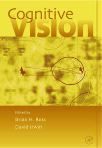Cognitive Vision: Psychology of Learning and Motivation - cover