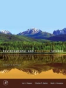 Environmental and Pollution Science - Ian L. Pepper,Charles P. Gerba,Mark L. Brusseau - cover