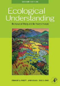 Ecological Understanding: The Nature of Theory and the Theory of Nature - Steward T. A. Pickett,Jurek Kolasa,Clive G. Jones - cover
