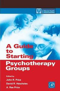 A Guide to Starting Psychotherapy Groups - cover
