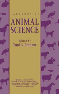 Handbook of Animal Science - cover