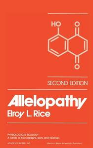 Allelopathy - Elroy L. Rice - cover