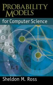 Probability Models for Computer Science - Sheldon M. Ross - cover
