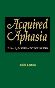 Acquired Aphasia - cover