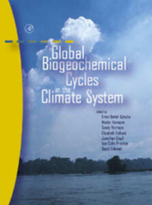 Global Biogeochemical Cycles in the Climate System - Ernst-Detlef Schulze,Martin Heimann,Sandy Harrison - cover