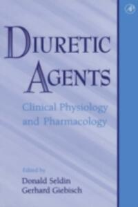 Diuretic Agents: Clinical Physiology and Pharmacology - cover