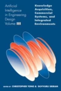 Artificial Intelligence in Engineering Design - cover
