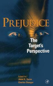 Prejudice: The Target's Perspective - cover