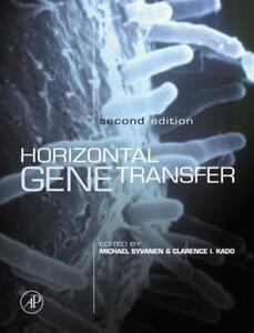 Horizontal Gene Transfer - Michael Syvanen,Clarence I. Kado - cover