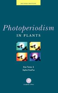 Photoperiodism in Plants - Brian Thomas,Daphne Vince-Prue - cover