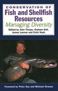Conservation of Fish and Shellfish Resources: Managing Diversity - cover