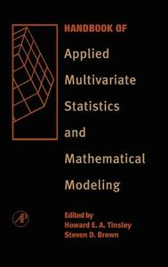 Handbook of Applied Multivariate Statistics and Mathematical Modeling - cover