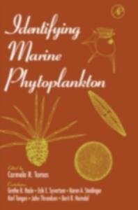 Identifying Marine Phytoplankton - cover