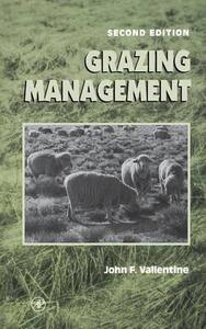 Grazing Management - John Vallentine - cover