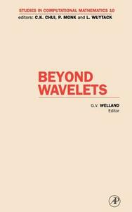 Beyond Wavelets - cover