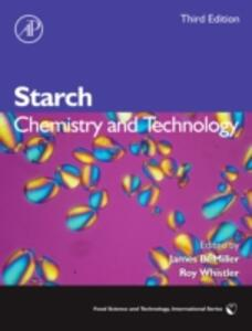 Starch: Chemistry and Technology - cover
