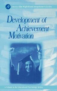 Development of Achievement Motivation - cover