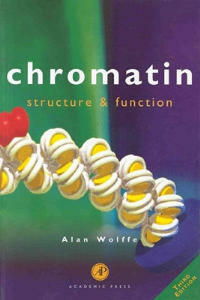 Chromatin: Structure and Function - Alan P. Wolffe - cover