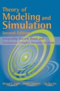 Theory of Modeling and Simulation - Bernard Phillip Zeigler,Tag Gon Kim,Herbert Praehofer - cover