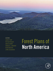 Ebook in inglese Forest Plans of North America -, -