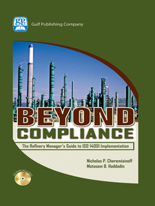 Foto Cover di Beyond Compliance, Ebook inglese di Nicholas Cheremisinoff,Motasem B. Haddadin, edito da Elsevier Science