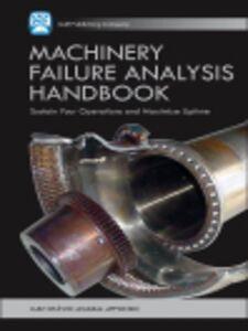 Ebook in inglese Machinery Failure Analysis Handbook Affonso, Luiz Octavio Amaral