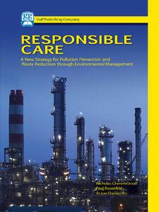Foto Cover di Responsible Care, Ebook inglese di AA.VV edito da Elsevier Science