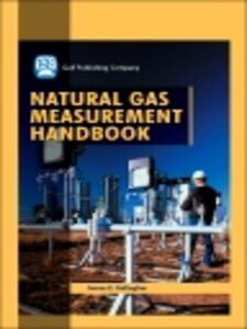 Ebook in inglese Natural Gas Measurement Handbook Gallagher, James E.
