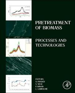 Pretreatment of Biomass: Processes and Technologies - cover