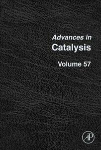 Advances in Catalysis - cover