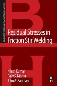 Residual Stresses in Friction Stir Welding - cover