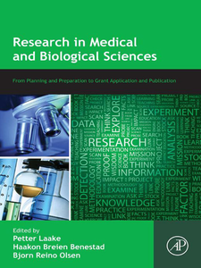 Ebook in inglese Research in Medical and Biological Sciences Benestad, Haakon Breien , Laake, Petter