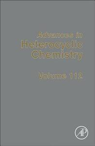 Advances in Heterocyclic Chemistry - cover