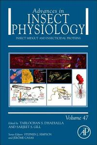 Insect Midgut and Insecticidal Proteins - cover