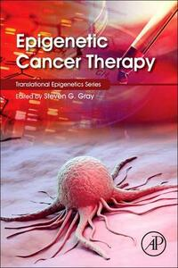 Epigenetic Cancer Therapy - cover