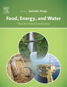 Food, Energy, and Water: The Chemistry Connection - cover