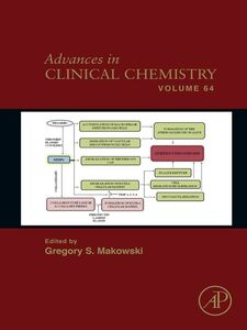Ebook in inglese Advances in Clinical Chemistry, Volume 64 -, -