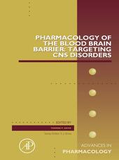 Pharmacology of the Blood Brain Barrier