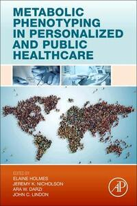 Metabolic Phenotyping in Personalized and Public Healthcare - cover