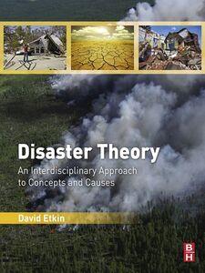 Ebook in inglese Disaster Theory Etkin, David