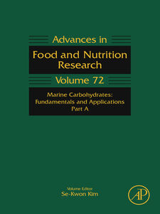 Ebook in inglese Marine Carbohydrates, Fundamentals and Applications, Part A