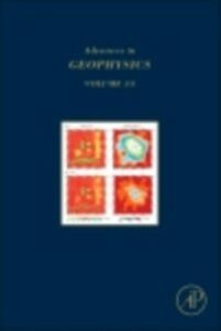 Ebook in inglese Advances in Geophysics