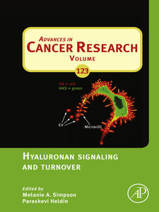 Ebook in inglese Hyaluronan Signaling and Turnover Heldin, Paraskevi , Simpson, Melanie